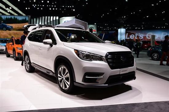 斯巴鲁Ascent或入华销售 定位中大型SUV