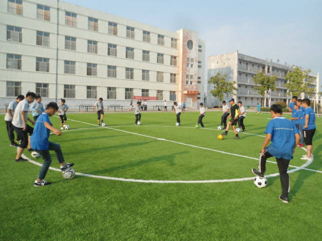 滕州市滨湖镇望重中学入选2019年全国青少年校园足球特色学校