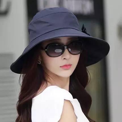 『帽子』防晒+凹造型两不误,哪一顶最适合你?