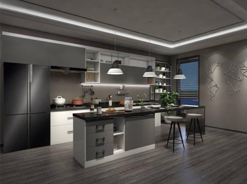 奇派铝家具,让家装呈现更多艺术风格