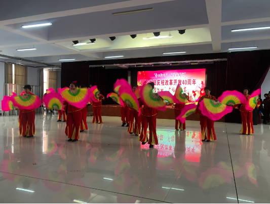 临沭县蛟龙镇:广场舞大赛展乡村新面貌