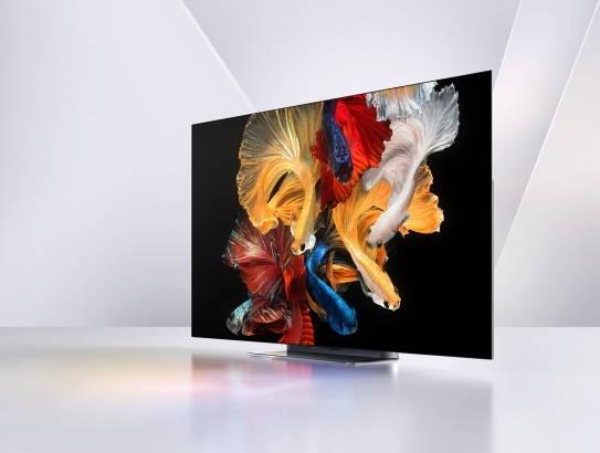 """音画双绝超越感知 小米电视超高端新品大师65""""OLED发布售12999元"""