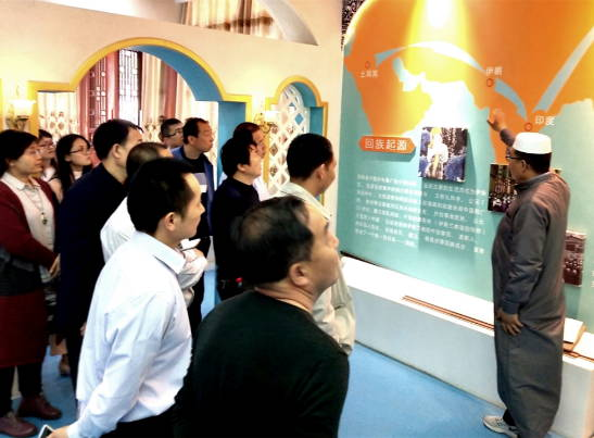山东:郯马回族文化展览馆开馆接纳游客